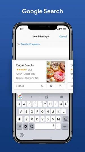 iPhone、iPadアプリ「Gboard - Google キーボード」のスクリーンショット 2枚目