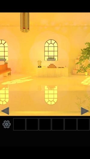 iPhone、iPadアプリ「脱出ゲーム 結婚式場からの脱出」のスクリーンショット 3枚目