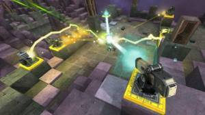 iPhone、iPadアプリ「ブロック要塞:帝国」のスクリーンショット 3枚目