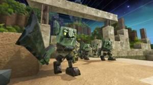 iPhone、iPadアプリ「ブロック要塞:帝国」のスクリーンショット 4枚目