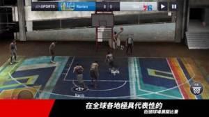 iPhone、iPadアプリ「NBA LIVE バスケットボール」のスクリーンショット 4枚目
