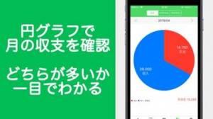 iPhone、iPadアプリ「簡単なおこづかい帳 ポケマネ」のスクリーンショット 4枚目