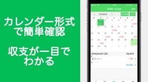 iPhone、iPadアプリ「簡単なおこづかい帳 ポケマネ」のスクリーンショット 2枚目