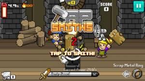 iPhone、iPadアプリ「Tap Smiths」のスクリーンショット 1枚目
