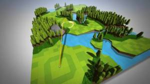 iPhone、iPadアプリ「OK Golf」のスクリーンショット 1枚目