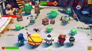 iPhone、iPadアプリ「Angry Birds Evolution」のスクリーンショット 5枚目