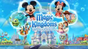 iPhone、iPadアプリ「ディズニー マジックキングダムズ」のスクリーンショット 1枚目