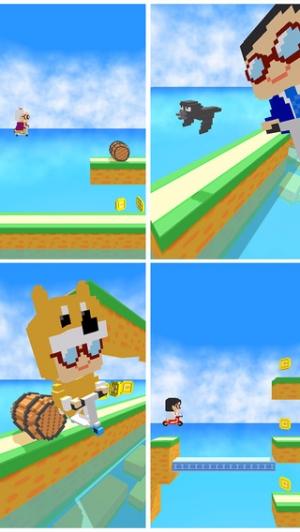 iPhone、iPadアプリ「スーパーおばあちゃんズ【面白いハマる無料ゲーム】」のスクリーンショット 3枚目