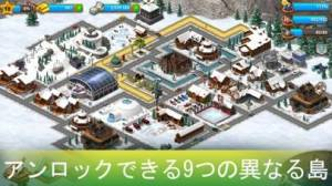 iPhone、iPadアプリ「パラダイス・シティアイランド・シム」のスクリーンショット 3枚目
