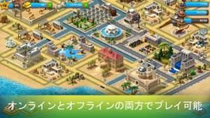 iPhone、iPadアプリ「パラダイス・シティアイランド・シム」のスクリーンショット 5枚目