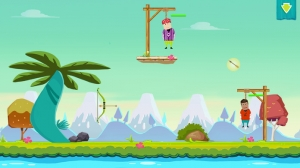 iPhone、iPadアプリ「Best Archer」のスクリーンショット 2枚目