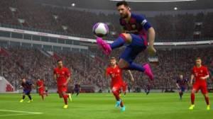 iPhone、iPadアプリ「eFootball ウイニングイレブン 2020」のスクリーンショット 1枚目