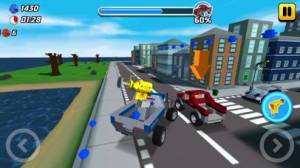 iPhone、iPadアプリ「LEGO® City game」のスクリーンショット 3枚目
