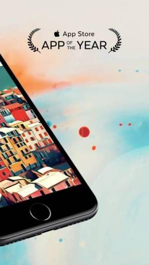 iPhone、iPadアプリ「Prisma 写真編集者」のスクリーンショット 2枚目
