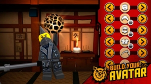 iPhone、iPadアプリ「THE LEGO® NINJAGO® MOVIE™ app」のスクリーンショット 3枚目