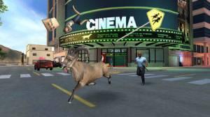 iPhone、iPadアプリ「Goat Simulator PAYDAY」のスクリーンショット 5枚目