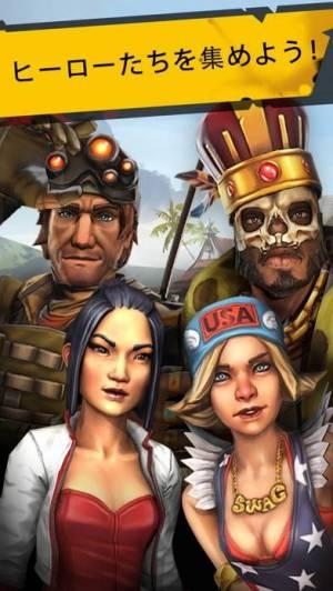 iPhone、iPadアプリ「Dead Island: Survivors」のスクリーンショット 3枚目
