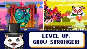 iPhone、iPadアプリ「Laser Kitty Pow Pow」のスクリーンショット 5枚目