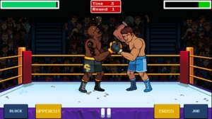 iPhone、iPadアプリ「Big Shot Boxing」のスクリーンショット 2枚目