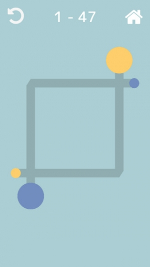 iPhone、iPadアプリ「Trace Dots」のスクリーンショット 4枚目
