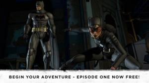 iPhone、iPadアプリ「Batman - The Telltale Series」のスクリーンショット 1枚目