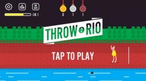 iPhone、iPadアプリ「Throw2Rio」のスクリーンショット 4枚目