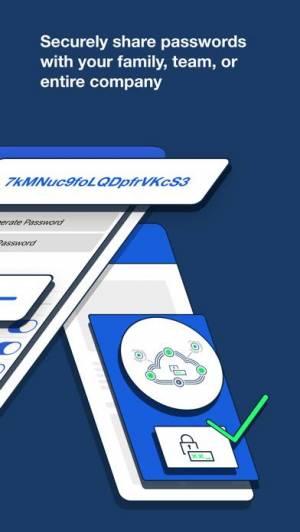 iPhone、iPadアプリ「Bitwarden パスワードマネージャー」のスクリーンショット 4枚目