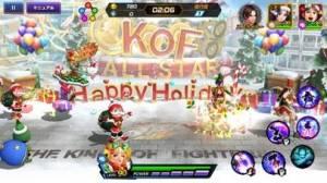 iPhone、iPadアプリ「KOF ALLSTAR」のスクリーンショット 1枚目