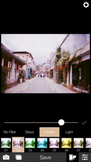 iPhone、iPadアプリ「Analog Seoul」のスクリーンショット 4枚目
