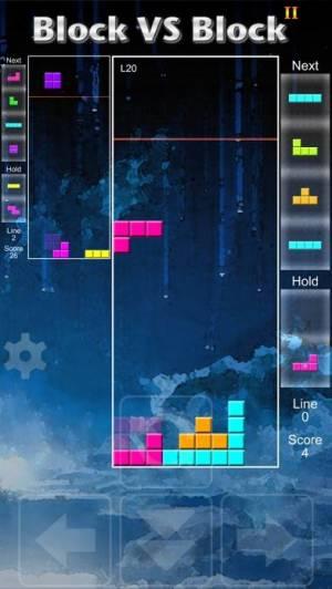 iPhone、iPadアプリ「Block vs Block II」のスクリーンショット 3枚目