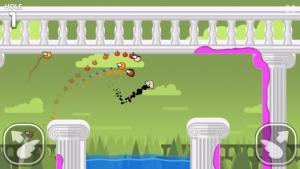 iPhone、iPadアプリ「Flappy Golf 2」のスクリーンショット 4枚目