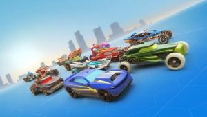 iPhone、iPadアプリ「Hot Wheels: Race Off」のスクリーンショット 4枚目