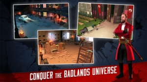 iPhone、iPadアプリ「Into the Badlands Blade Battle」のスクリーンショット 5枚目