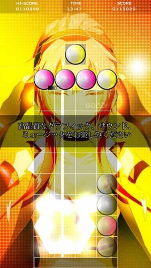 iPhone、iPadアプリ「Akihabara - Feel the Rhythm」のスクリーンショット 4枚目