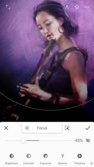 iPhone、iPadアプリ「Infinite Painter」のスクリーンショット 4枚目