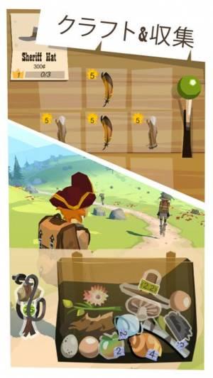 iPhone、iPadアプリ「The Trail」のスクリーンショット 2枚目
