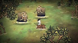 iPhone、iPadアプリ「Don't Starve: Shipwrecked」のスクリーンショット 3枚目