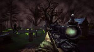 iPhone、iPadアプリ「邪悪なゾンビ-VR のシューティングゲーム」のスクリーンショット 3枚目