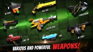 iPhone、iPadアプリ「ガンストライダー(GunStrider)」のスクリーンショット 5枚目