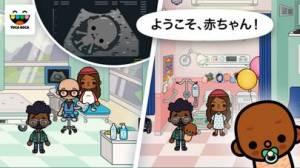 iPhone、iPadアプリ「Toca Life: Hospital」のスクリーンショット 2枚目