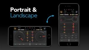 iPhone、iPadアプリ「djay Pro for iPhone」のスクリーンショット 5枚目