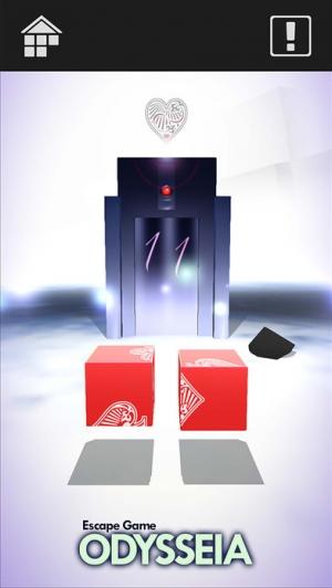 iPhone、iPadアプリ「【脱出ゲーム】オデッセイア|Escape Odysseia」のスクリーンショット 2枚目