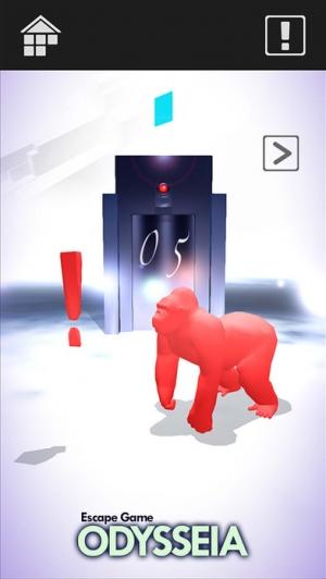 iPhone、iPadアプリ「【脱出ゲーム】オデッセイア|Escape Odysseia」のスクリーンショット 1枚目