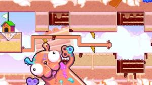 iPhone、iPadアプリ「Silly Sausage: Doggy Dessert」のスクリーンショット 1枚目