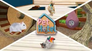 iPhone、iPadアプリ「Pet Hotel - アニマルペンション」のスクリーンショット 4枚目