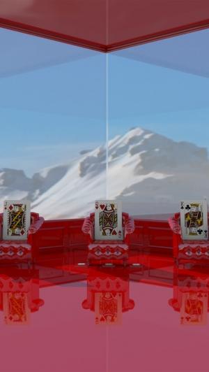 iPhone、iPadアプリ「脱出ゲーム 赤い部屋」のスクリーンショット 3枚目