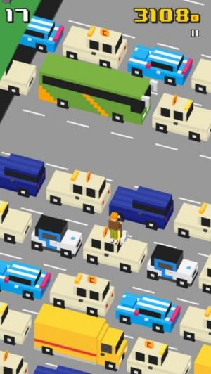 iPhone、iPadアプリ「Taxi Surfer」のスクリーンショット 2枚目