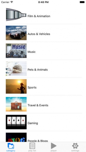 iPhone、iPadアプリ「CapTube」のスクリーンショット 4枚目