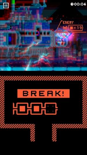 iPhone、iPadアプリ「Connect & Break」のスクリーンショット 3枚目