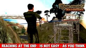 iPhone、iPadアプリ「Rope Crossing VR : An Amazing Virtual Adventure」のスクリーンショット 1枚目